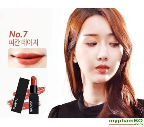 Son-thoi-agapan-matte-lipstick-mau-7