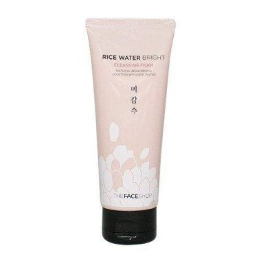 Sua-rua-mat-gao-Rice-Water-Bright-Cleansing-TheFaceShop-300ml-4