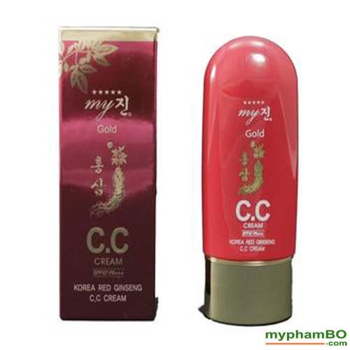 CC Cream My Gold (2)