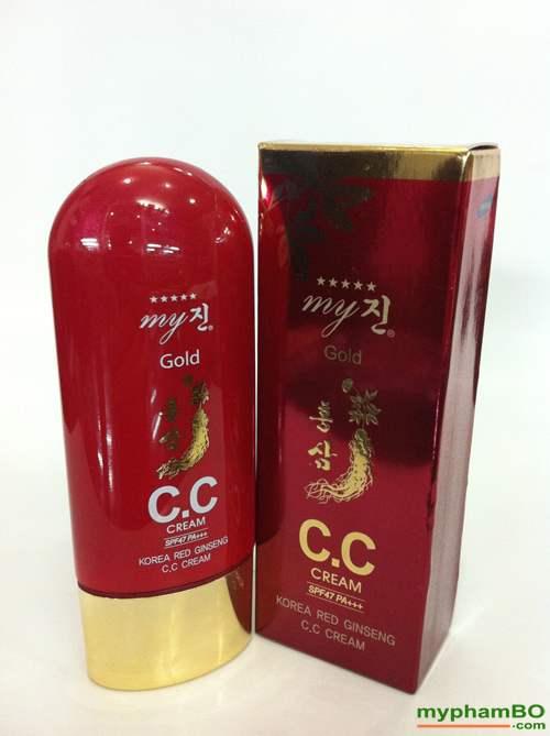 CC Cream My Gold (3)