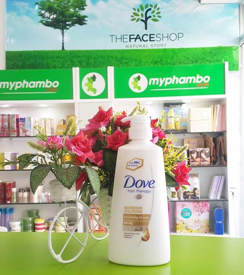 Dau Goi Dau Dove 480ml - Thai Lan (5)