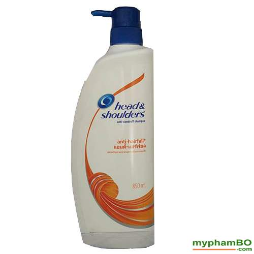 Dau goi Head & shoulders 850ml Thai Lan