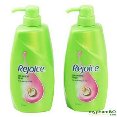 Dau goi giam toc xo Rejoice Anti-Frizz Shampoo 650ml (4)