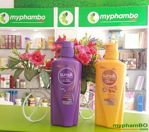 Dau goi sunsilk thai lan 480ml (1)
