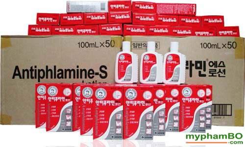 Dau nong han quoc Antiphlamine (4)