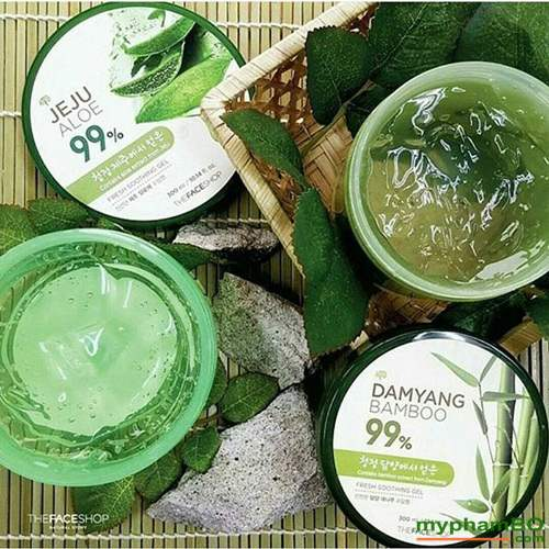 Gel lo hoi Aloe Fresh Soothing Moisture 99% (1)