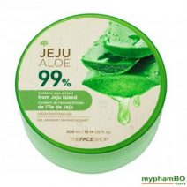 Gel lo hoi Aloe Fresh Soothing Moisture 99% (2)