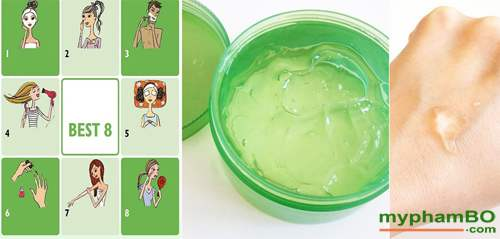 Gel lo hoi Aloe Fresh Soothing Moisture 99% (4)