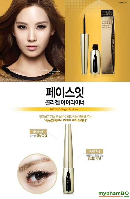 Ke mat nuoc collagen Face it collagen eyeliner (2)