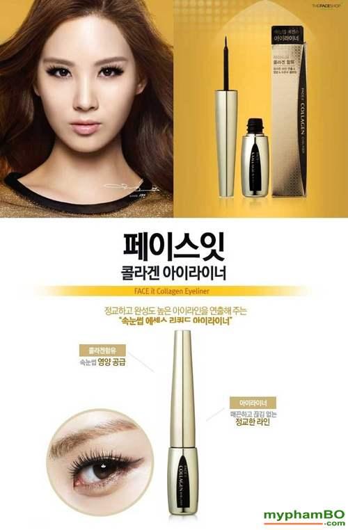 Ke mat nuoc collagen Face it collagen eyeliner (2)