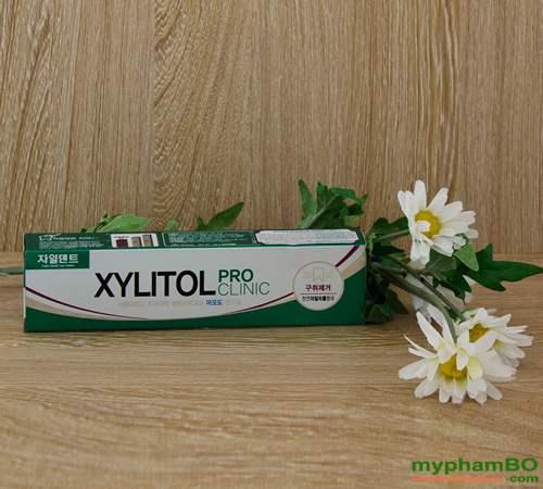 Kem danh rang thao duoc cao cap Xylitol mau xanh (2)