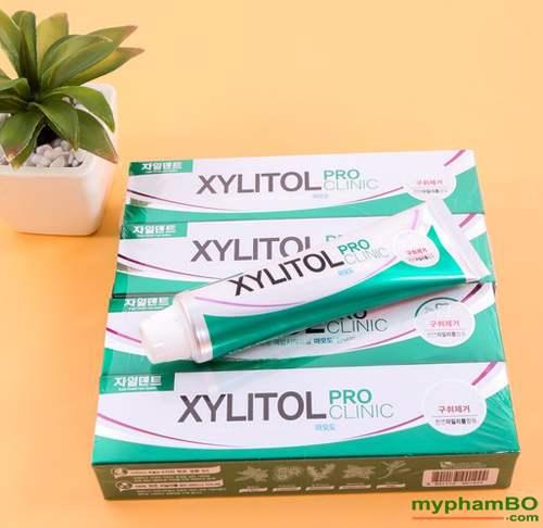 Kem danh rang thao duoc cao cap Xylitol mau xanh (5)