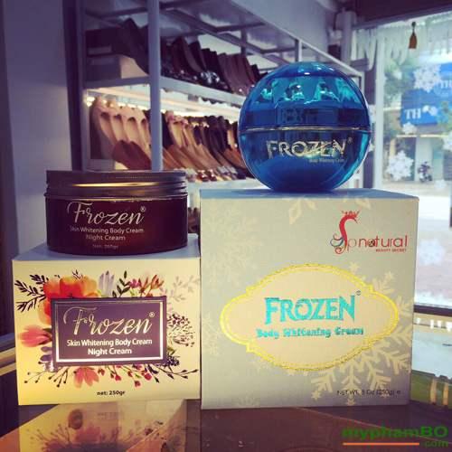 Kem duong body dem Frozen (6)