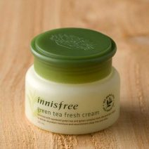 Kem duong tra xanh Green Tea Fresh Cream Innisfree (6)