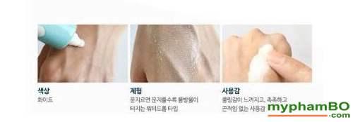 Kem nang tong da trang hong One Second Whitening Cover Cream (1)
