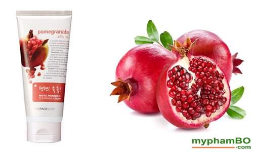 Kem tay trang Luu pomegranate The Face Shop (3)