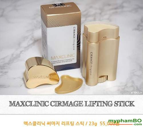Thanh lan nang co mat MaxClinic Cirmage Lifting Stick (4)