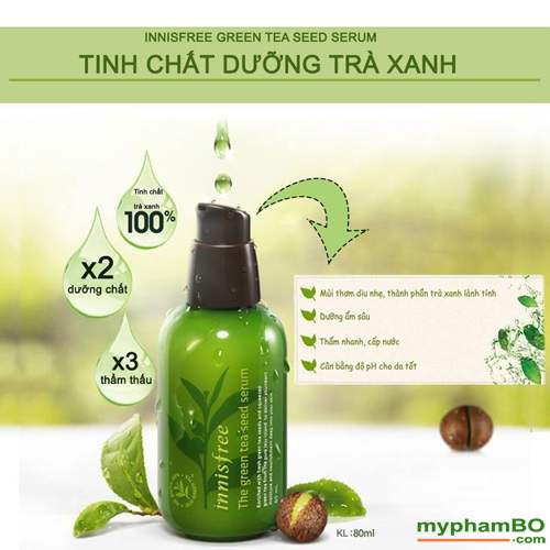 Tinh chat duong innisfree the green tea seed serum (4)