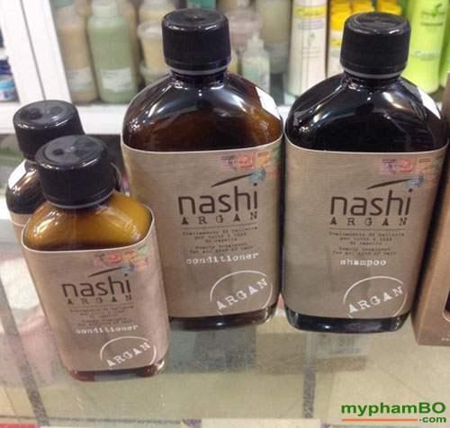 Bộ dầu gội xả nashi argan ý (2)