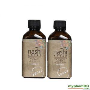 Bộ dầu gội xả nashi argan ý (4)