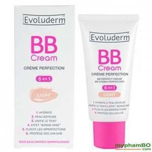 Kem BB evoluderm cream 6 in 1 50ml phap (1)