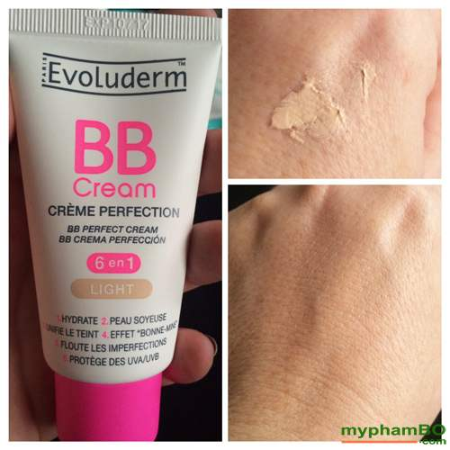 Kem BB evoluderm cream 6 in 1 50ml phap (3)