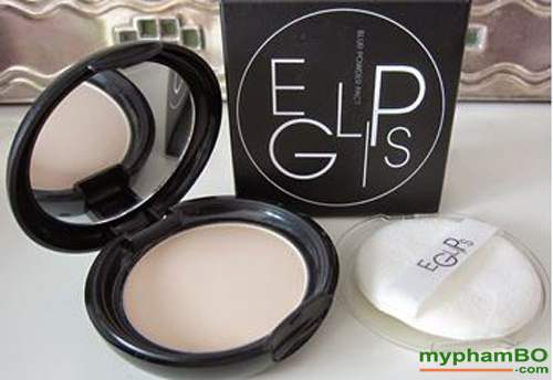 Phan nen kem dau eglips oil cut powder pact (5)