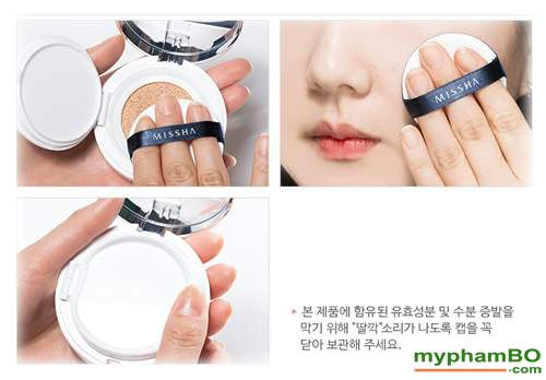 Phan nuoc missha magic cushion (4)