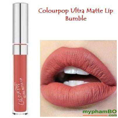 Son colourpop ultra matte lip Bumble