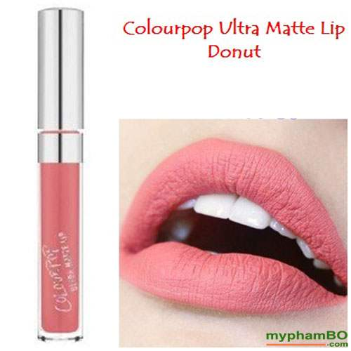 Son colourpop ultra matte lip Donut