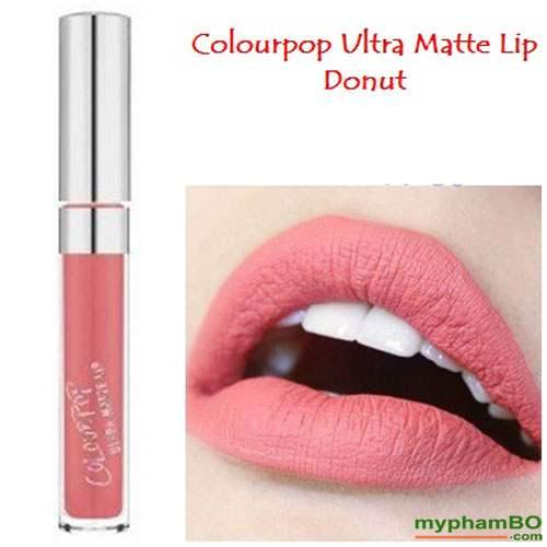 Son colourpop ultra matte lip Donut
