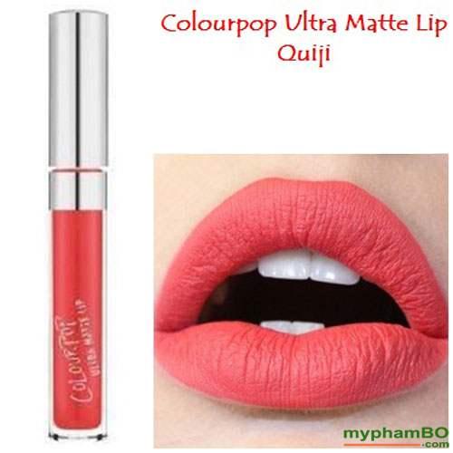 Son colourpop ultra matte lip Quiji