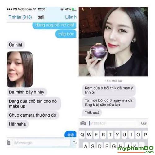 Kem Duong Trang Da Frozen Face Whitening 25g (5)