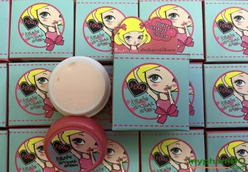 Kem tri tham nach IDOLL Thai lan white armpit cream