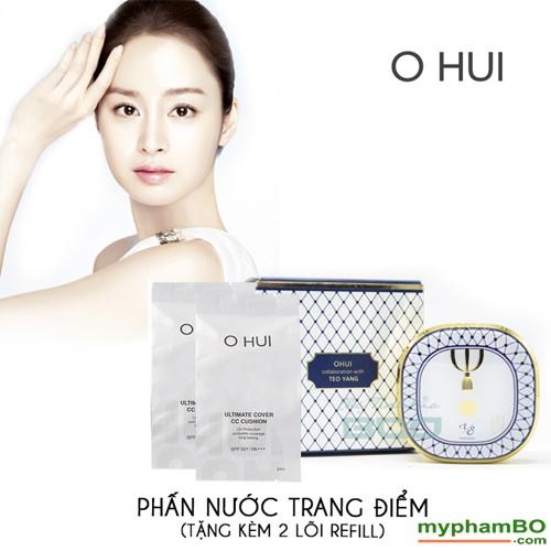 Phan nuoc Ohui Ultimate Cover CC Cushion (4)