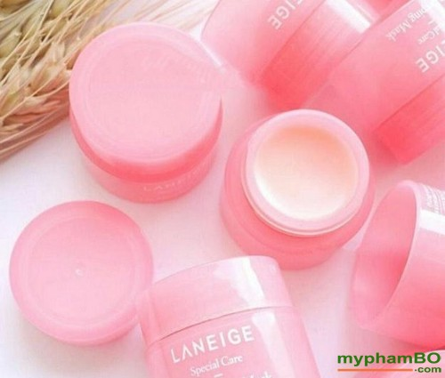 Sample Mat Na Ngu Cho Moi Laneige Lip Sleeping Mask 3g (2)