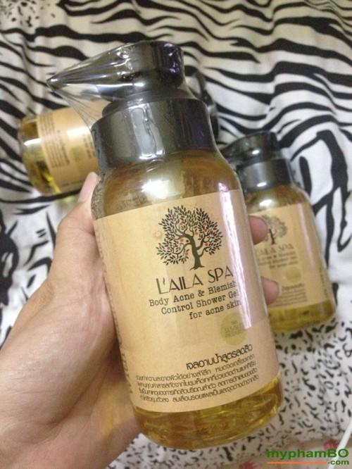 Sua tam dac tri mun lung laila spa - Thai Lan la body acne blemish 1 (1)