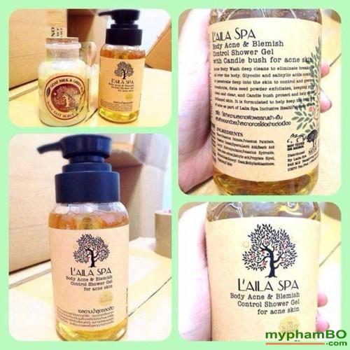 Sua tam dac tri mun lung laila spa - Thai Lan la body acne blemish 1 (2)