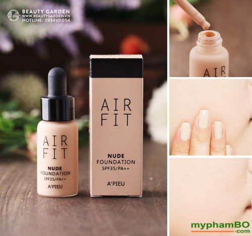 Kem nen Apieu Air Fit Nude Foundation (1)(1)
