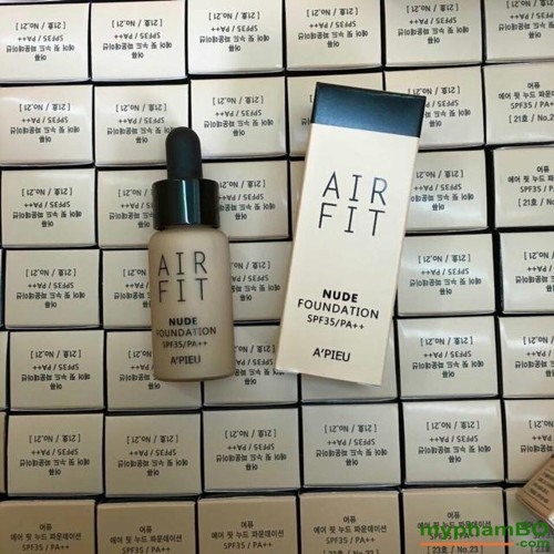 Kem nen Apieu Air Fit Nude Foundation (4)