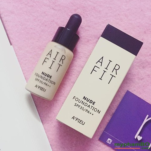 Kem nen Apieu Air Fit Nude Foundation