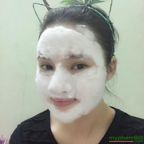 Mat na thai doc Sum 37 White Award Bubble-De Mask 2ml (4)