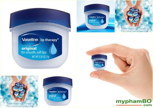 Son duong tri tham moi Vaseline Lip Therapy  (2)