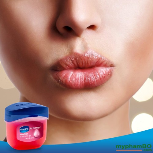 Son duong tri tham moi Vaseline Lip Therapy  (8)