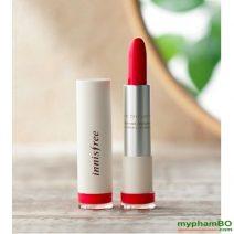 Son thoi innisfree creamy Tint Lipstick (5)