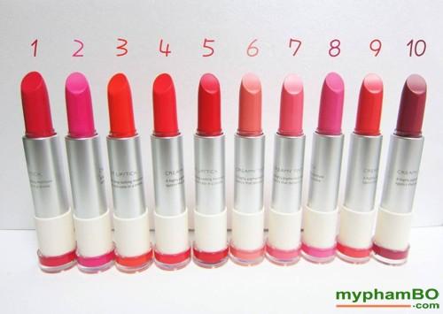 Son thoi innisfree creamy Tint Lipstick (7)