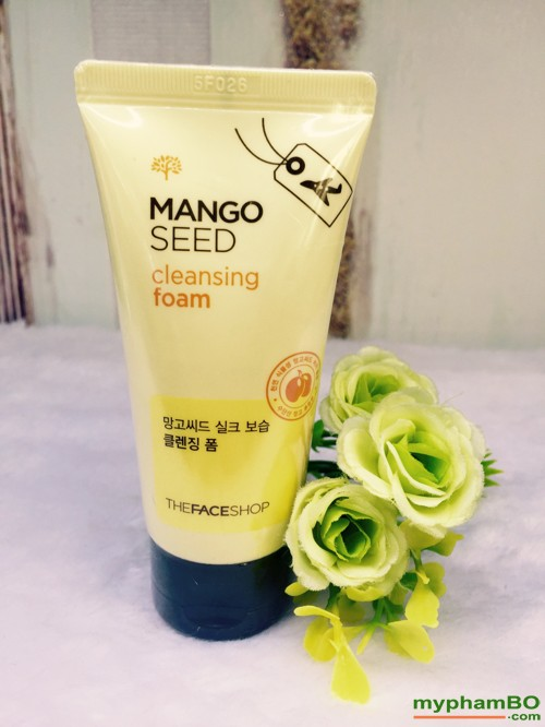 sua-rua-mat-tu-xoai-mango-seed-cleansing-foam-100ml-the-face-shop-4