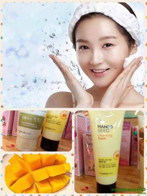 sua-rua-mat-tu-xoai-mango-seed-cleansing-foam-100ml-the-face-shop-5
