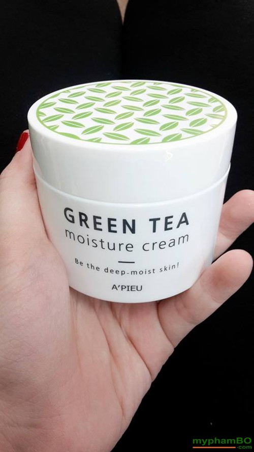 kem-duong-am-tra-xanh-green-tea-apieu-2