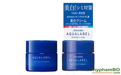 kem-duong-trang-da-shiseido-aqualabel-white-up-cream-mau-xanh-3